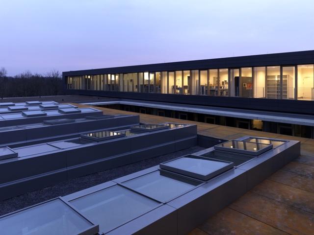 au enansichten rehazentrum luxemburg architekturobjekte. Black Bedroom Furniture Sets. Home Design Ideas