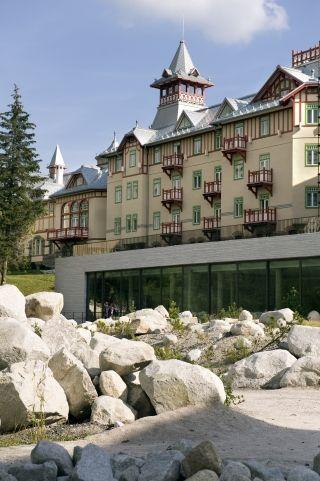 Grand Hotel Kempinski High Tatras Architekturobjekte Heinze De