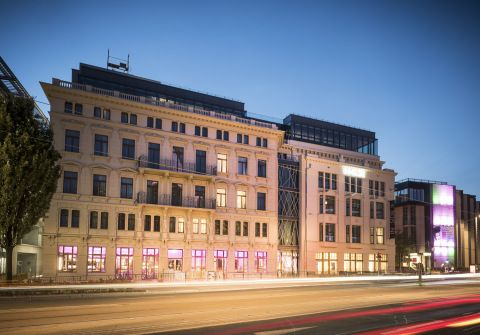 Hotel innside by melia leipzig for Innenarchitekt leipzig