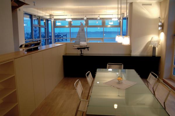 kueche abend 094 living on water 1 kiel. Black Bedroom Furniture Sets. Home Design Ideas