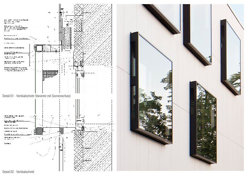 detail kastenfenster schnitt clemens winkler bau. Black Bedroom Furniture Sets. Home Design Ideas