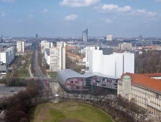 Erweiterung Deutsche Nationalbibliothek Leipzig