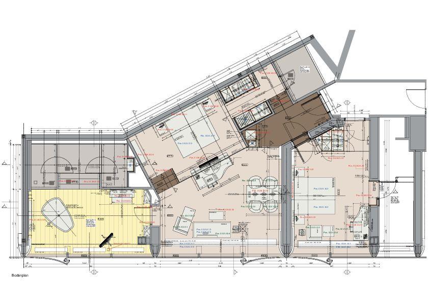 grundriss suite the westin hamburg in der. Black Bedroom Furniture Sets. Home Design Ideas