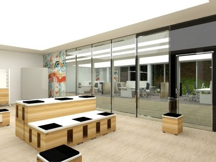 Kreatives Raumdesign Innenarchitekturbüro Heinzede