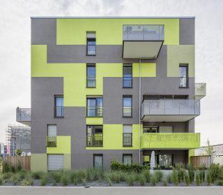 Wohnquartier Gruner Weg Architekturobjekte Heinze De