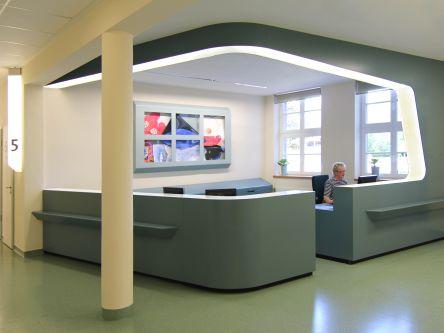 Neumann kafert b rogemeinschaft f r architektur und for Innenarchitekt arztpraxis