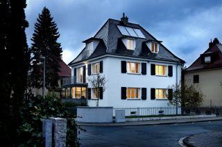 Siedlungshaus in Mittelfranken - Architekturobjekte - heinze.de