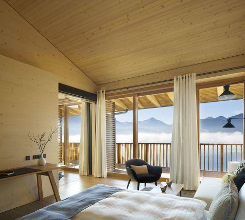 Alpenchalets, HOTEL DAS TEGERNSEE - Architekturobjekte - heinze.de