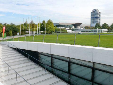 Kleine Olympiahalle, München - Architekturobjekte - heinze.de