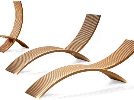 Liegestuhl design  vorndran design (Architektur- und Planungsbüro) - heinze.de