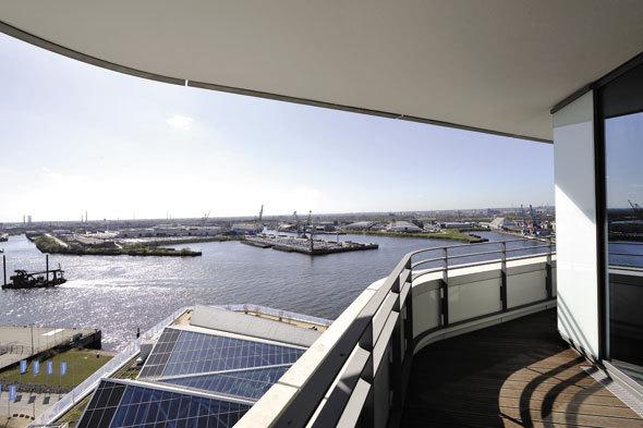 Marco Polo Tower Hamburg - Architekturobjekte - heinze.de