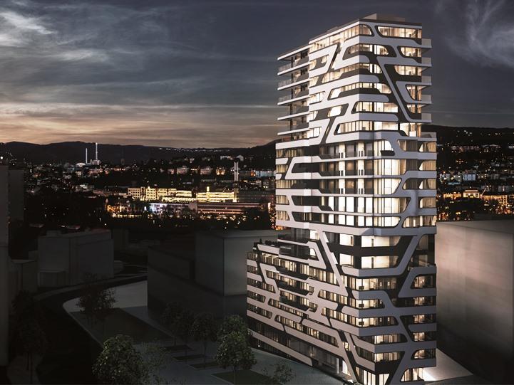 Cloud N 7 Architekturobjekte Heinzede
