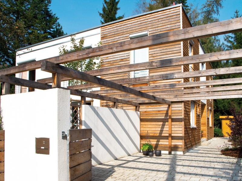 Architektenhaus m nchen by architekten team 2p raum for Architektenhaus flachdach
