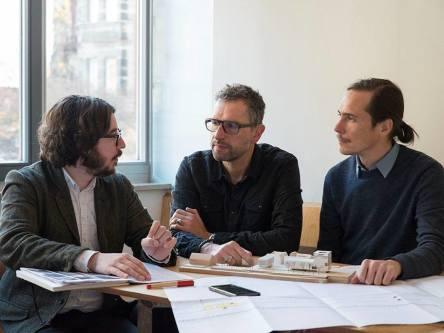 Markus gentner architekten architekturb ro oder - Att architekten ...