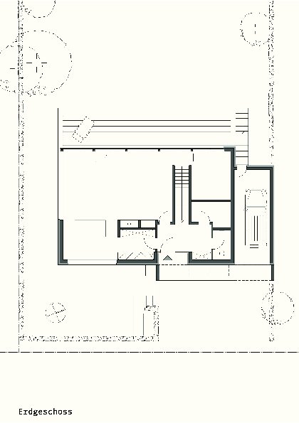 Grundriss neubau einfamilienhaus in solingen for Grundriss neubau einfamilienhaus