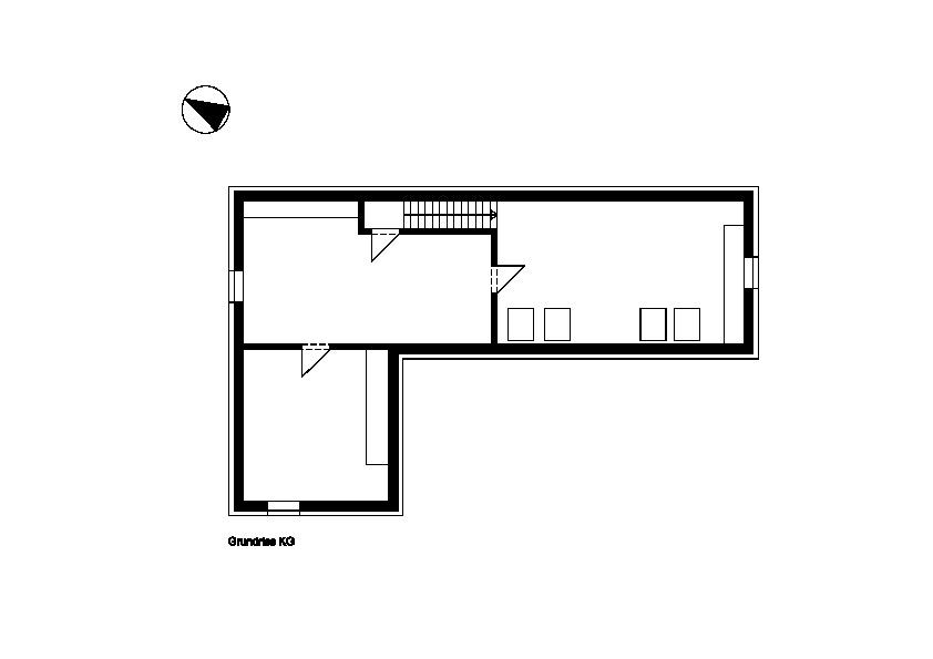 Grundriss kg wohnhaus architekturobjekte for Wohnhaus grundriss