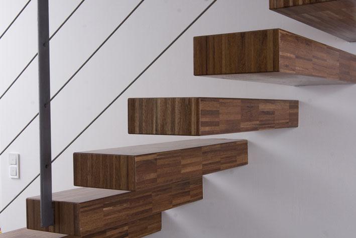 Treppen architektur detail  Detail Treppe - Neubau Einfamilienwohnhaus in Alt Ruppin ...