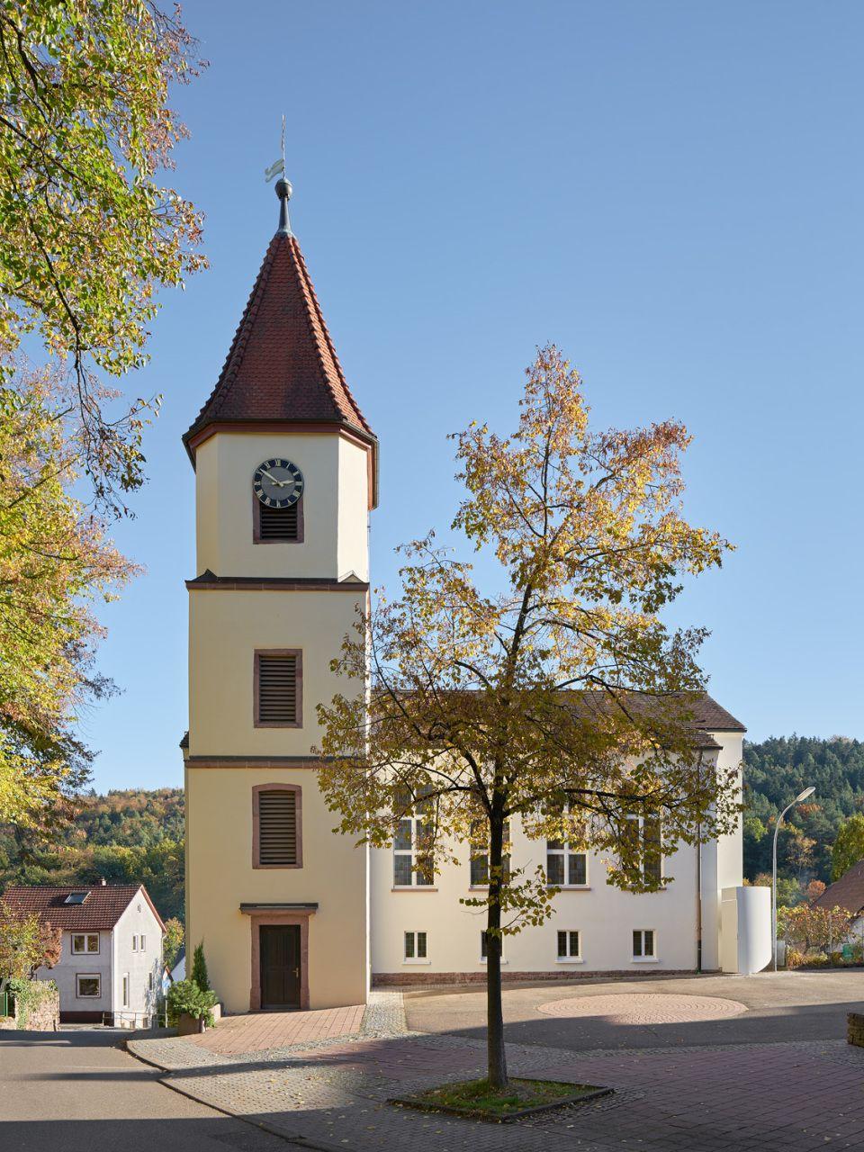 Post Dillweißenstein