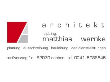 architekt dipl ing matthias warnke architekturb ro oder planungsb ro. Black Bedroom Furniture Sets. Home Design Ideas