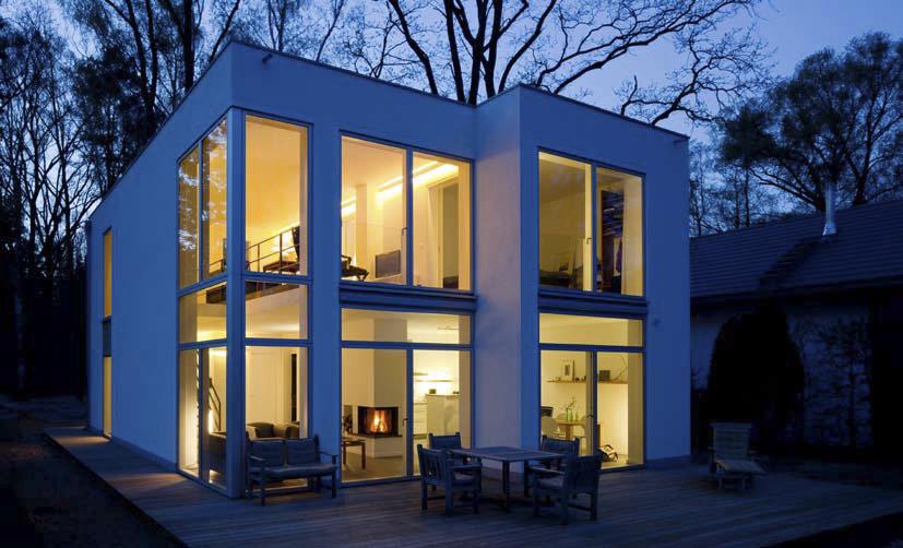 haus am wandlitzsee bei berlin haus am wandlitzsee bei berlin architekturobjekte. Black Bedroom Furniture Sets. Home Design Ideas