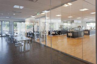 Kantine Technologiezentrum Bosch Und Siemens Hausgerate Gmbh In Berlin Spandau Architekturobjekte Heinze De