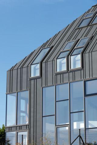 Wohnhaus in Gonderange/Luxemburg - Architekturobjekte ...