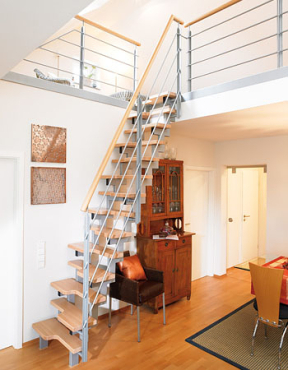 zweiholmtreppen fuchs treppen. Black Bedroom Furniture Sets. Home Design Ideas