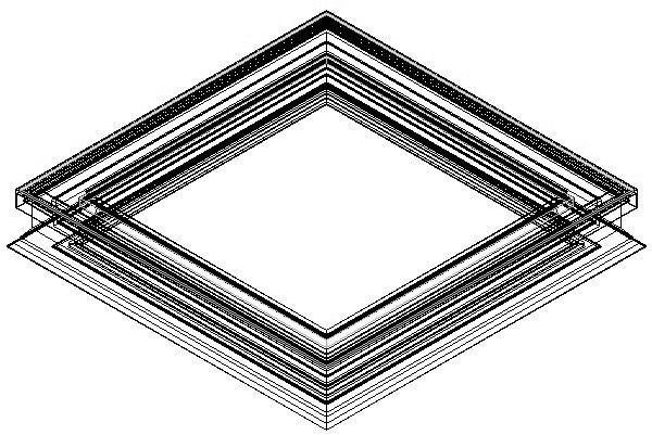 Flachdach fenster detail  CAD-Detail|Flachdach-Fenster | FAKRO Dachfenster - heinze.de