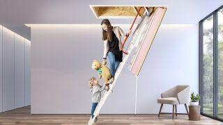 Boden Treppen Bodentreppen Dachbodentreppen Dachboden Treppen Heinze De