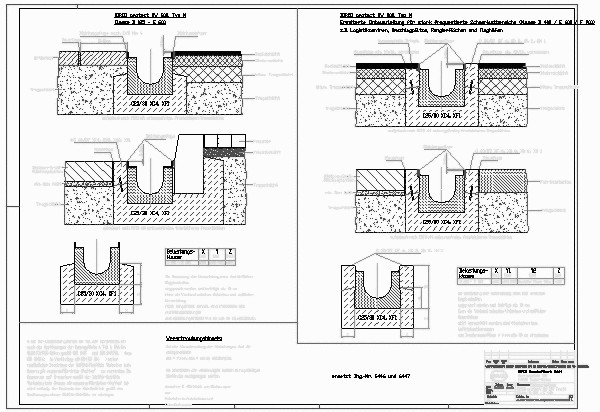 Beliebt CAD-Detail | BIRCOprotect NW 200 Typ M Klasse B 125 - F 900 Einbau EJ56