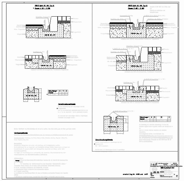 cad detail bircolight nw 100 typ m klasse b125 e 600 einbauanleitung birco. Black Bedroom Furniture Sets. Home Design Ideas