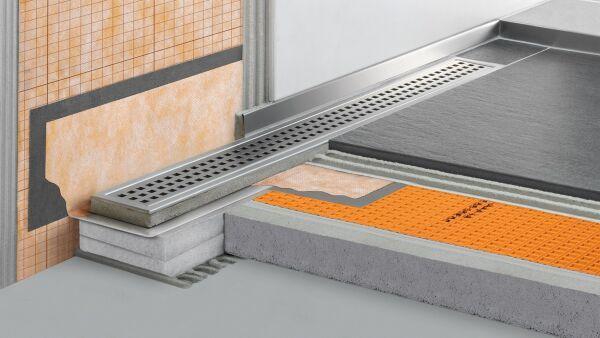 Bodengleiche Dusche Aufbau : Bodengleiche Dusche Aufbau : Schl?ter ? Produkte f?r bodenebene
