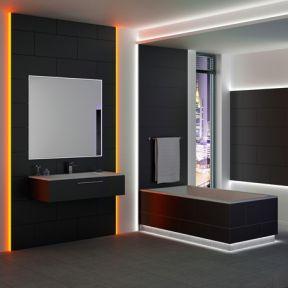 led lichtprofile schl ter liprotec schl ter systems. Black Bedroom Furniture Sets. Home Design Ideas