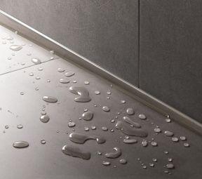 Duschelemente und linienentw sserung schl ter systems for Boden abdichten