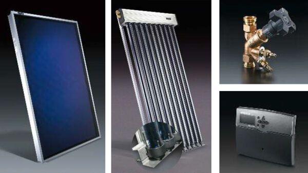 solaranlagen f r trinkwassererw rmung und heizung oventrop. Black Bedroom Furniture Sets. Home Design Ideas