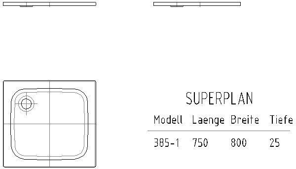 Cad Detail Kaldewei Superplan Franz Kaldewei Heinze De