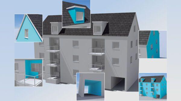 w rmed mmverbundsysteme wdvs f r die fassade keller dachboden und sockel brillux. Black Bedroom Furniture Sets. Home Design Ideas