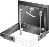 gorter revisionsdeckel und bodenluken gorter deutschland. Black Bedroom Furniture Sets. Home Design Ideas