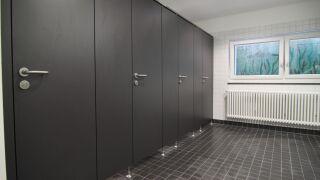 Toiletten-Trennwände - Klo-Trennwände - Klotrennwände ...