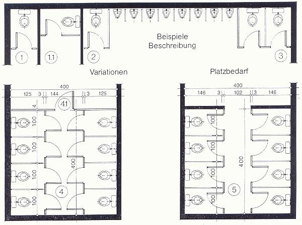 Berühmt Trennwände für WC-Anlagen | HIRZ Trennwand - heinze.de IQ28