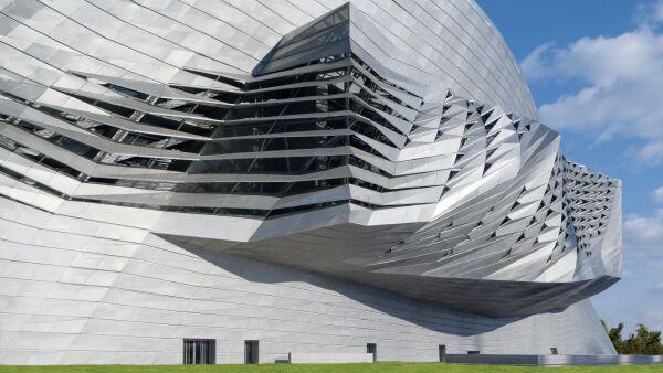 Fassade Architektur novelis eloxalqualitäten für fassaden novelis deutschland heinze de