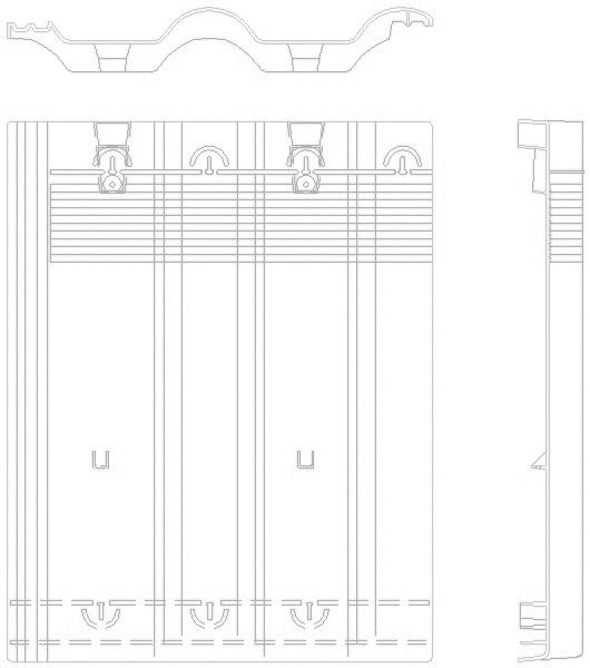 cad detail frankfurter pfanne lichtpfanne braas. Black Bedroom Furniture Sets. Home Design Ideas