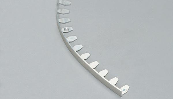 Hervorragend Profile für textile und elastische Beläge, biegbare Profile PH32
