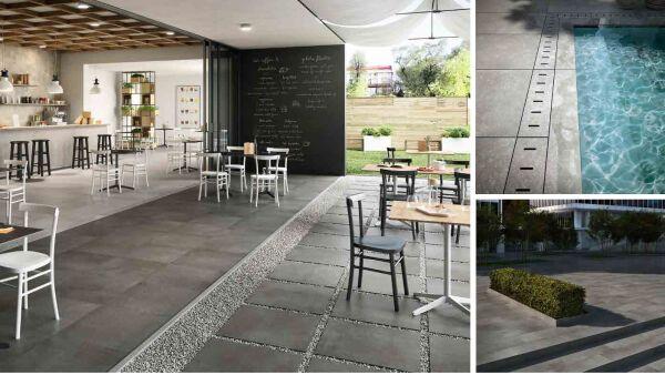 keramikfliesen f r den au enbereich in holzoptik steinoptik betonoptik marazzi. Black Bedroom Furniture Sets. Home Design Ideas