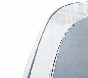 Modulare Glasgeländer-Systeme in Aluminium- oder Stahl ...