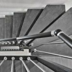 Haus bauen fliesen groformat treppe - Fliesenausstellung bonn ...