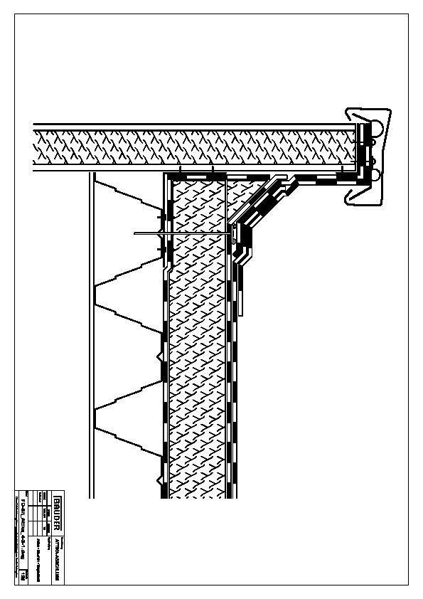 cad detail bitumen details paul bauder. Black Bedroom Furniture Sets. Home Design Ideas