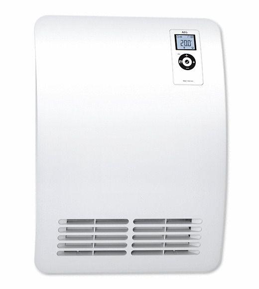 Wandkonvektoren und ventilatorheizer aeg haustechnik for I migliori termoventilatori