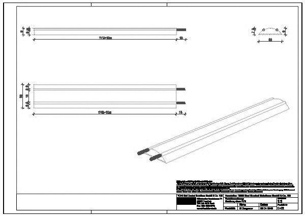 CAD-Detail | 04-Elektrosysteme | TONI Bird Control Solutions - heinze.de