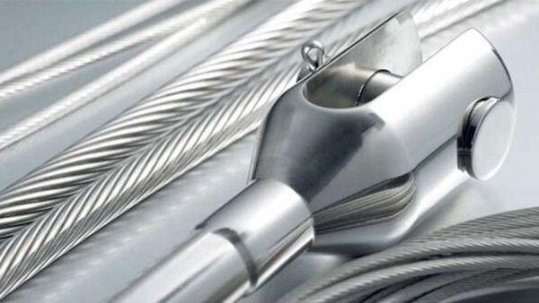 Drahtseilsysteme i sys aus edelstahl carl stahl arc for Stahlbau aussteifung